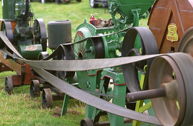 Steam Festival, Hay on Wye