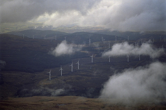 January 2006. Windfarm